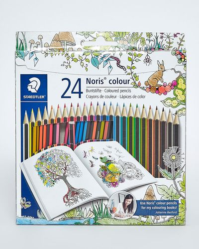 Noris Colouring Pencils - Pack Of 24