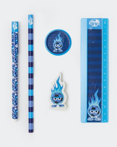 Tinc Football Stationery Set