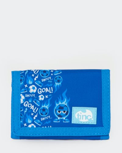 Tinc Football Wallet - Dark Blue