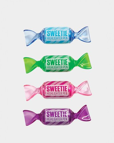Tinc Set Of 4 Sweetie Highlighters
