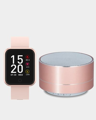 Forever Smartwatch And Speaker