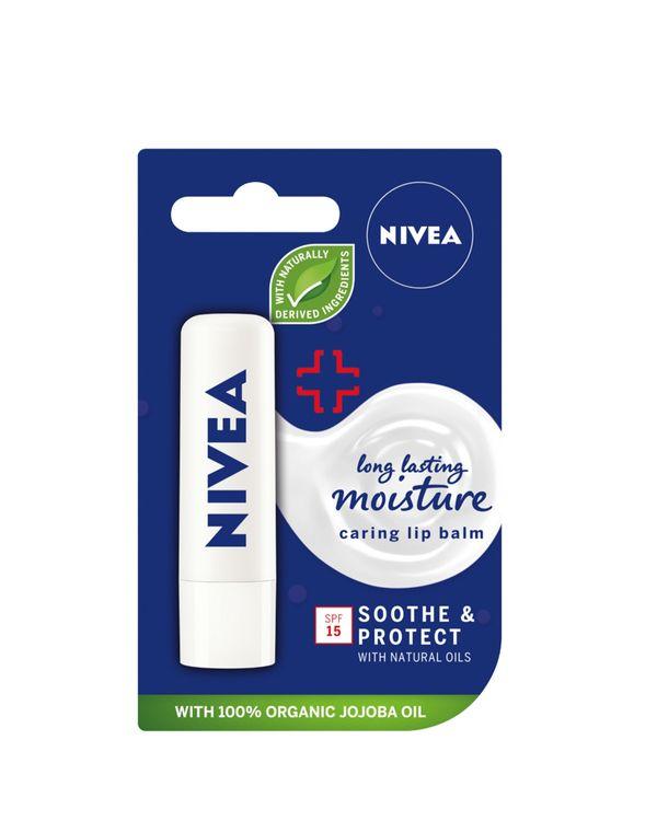 Nivea Lip Soothe And Protect