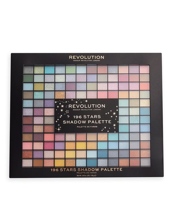 Makeup Revolution 196 Stars Eyeshadow Palette