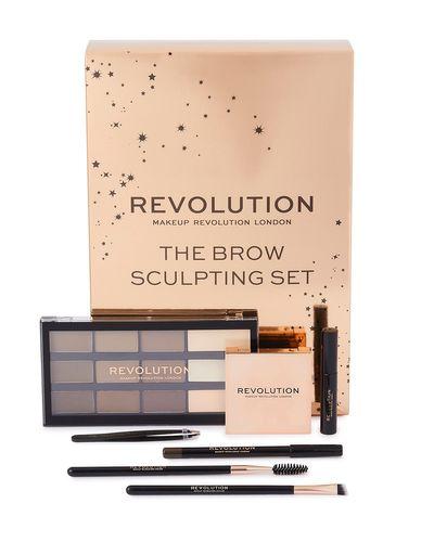 Makeup Revolution The Brow Sculpting Gift Set thumbnail