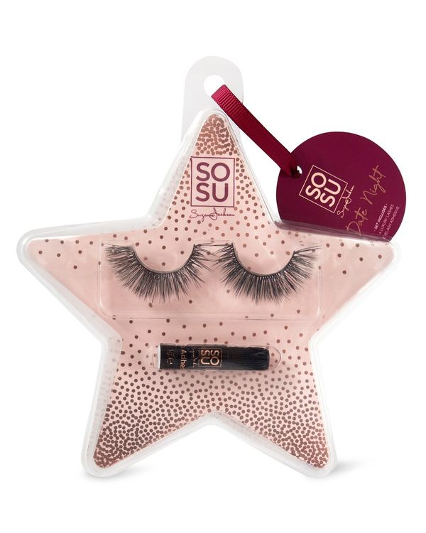 SOSU Christmas Lash Star Date Night