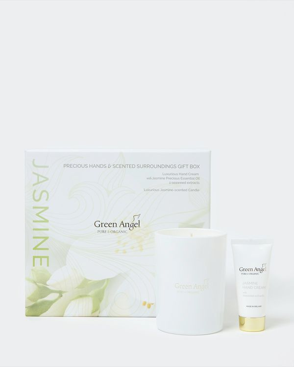 Green Angel Precious Oils Jasmine Gift Box