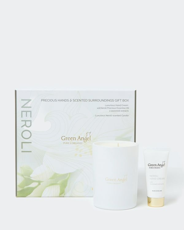 Green Angel Precious Oils Neroli Gift Box