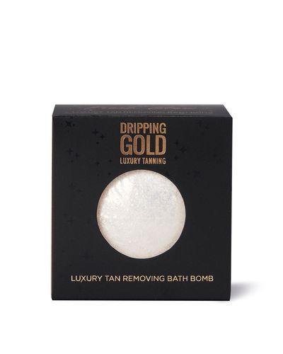 SOSU Dripping Gold Tan Removing Bath Bomb