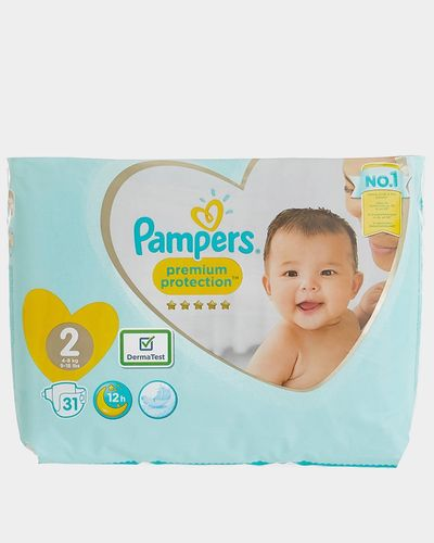 Pampers New Baby Size 2: Carry Pack - 31 Nappies