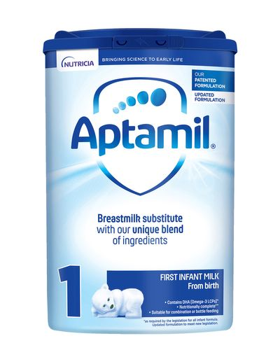 Aptamil First Infant Milk from Birth - 6 Months 800g