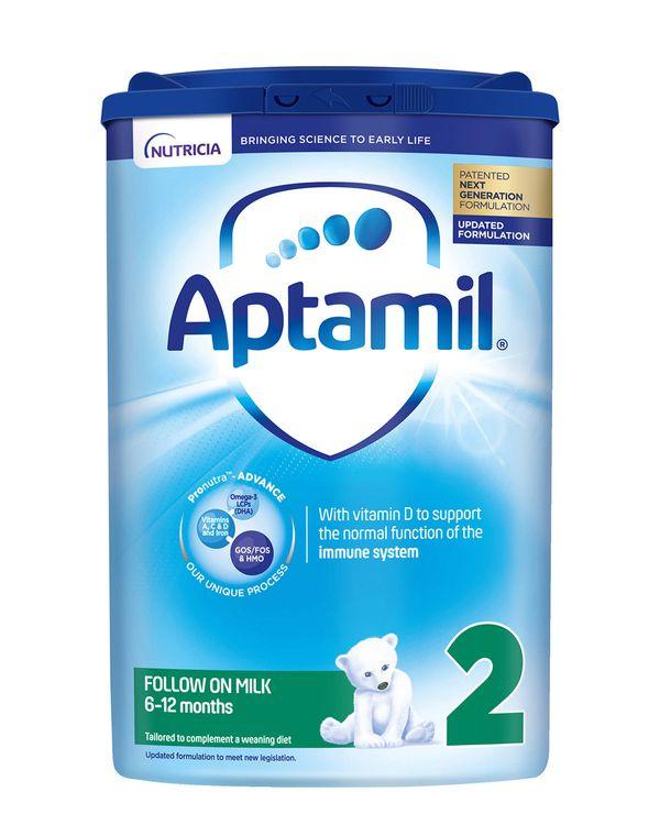 Aptamil Follow On Milk Powder