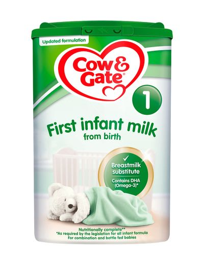 Cow And Gate 1 First Milk Powder - 800g