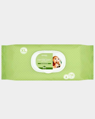 Dunnes Stores XL Fragranced Wipes - Pack Of 64