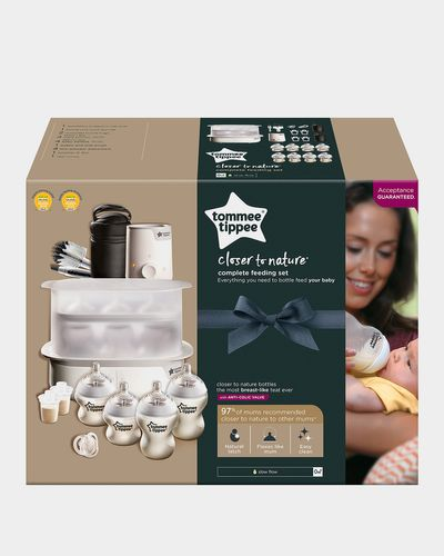 Tommee Tippee Closer to Nature Complete Feeding Set thumbnail