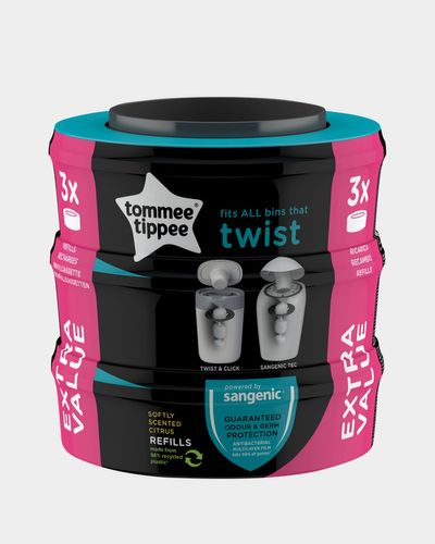 Tommee Tippee Click And Twist Cassette
