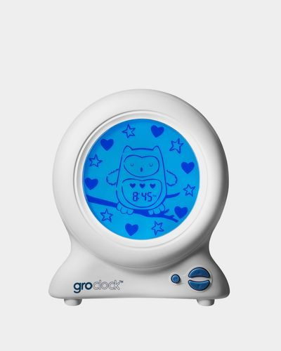 Tommee Tippee Gro Clock Ollie The Owl thumbnail