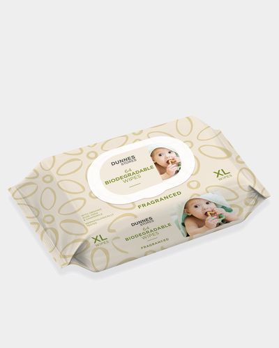 Dunnes Stores Bio XL Fragranced Wipes - Pack Of 64