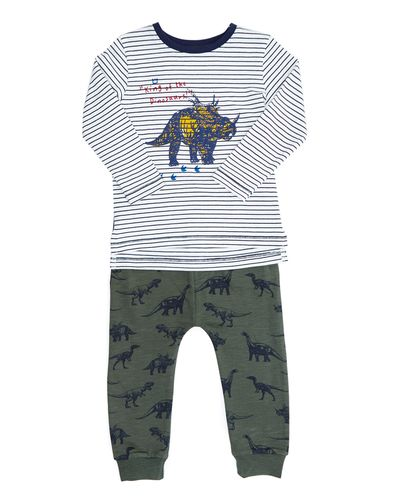 Dino Top And Joggers Set (6 months-4 years)
