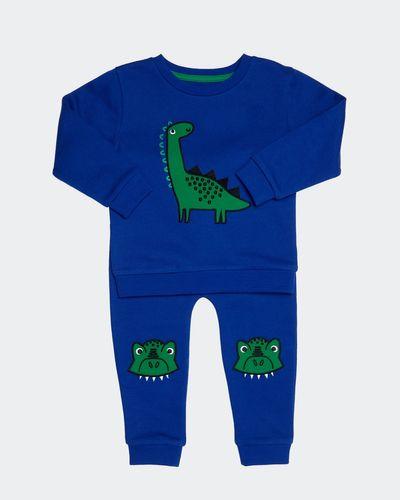 Dino Applique Jog Set (0 months - 4 years) thumbnail