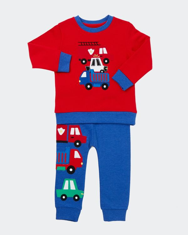 Car Applique Set (0 months - 4 years)