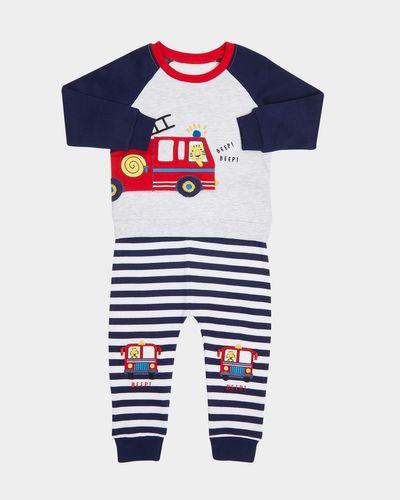 Fire Engine Set (Newborn-3 years) thumbnail