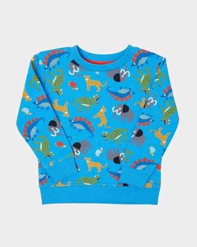 Boys Crew-Neck Sweatshirt (6 months-4 years) thumbnail