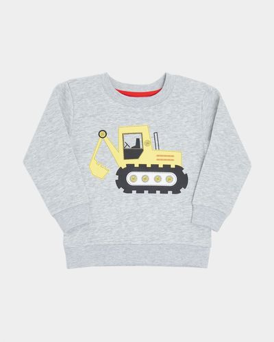 Boys Crew-Neck Sweatshirt (6 months-4 years)