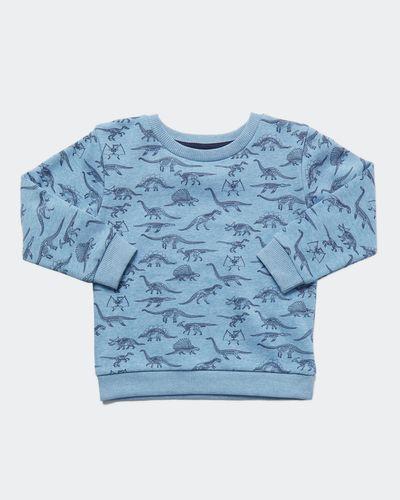 Boys Crew-Neck Sweatshirt (0 months-4 years) thumbnail
