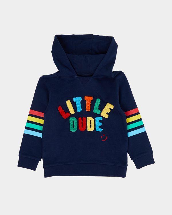 Little Dude Hoodie (0 months - 4 years)