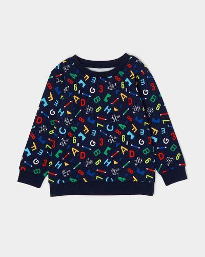 Crew Neck Sweatshirt (6 Months-4 Years) thumbnail