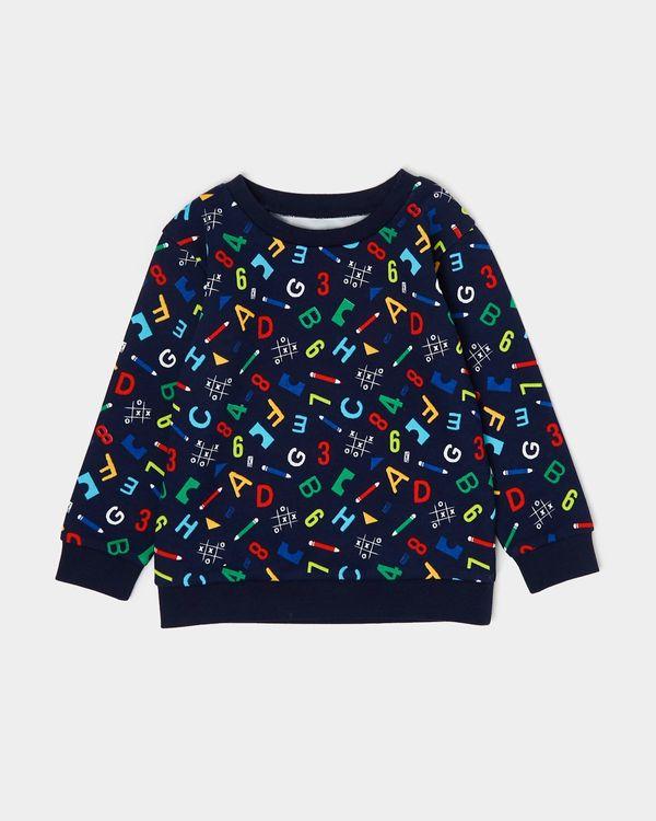 Crew Neck Sweatshirt (6 Months-4 Years)