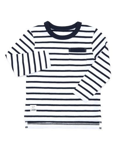 Stripe Long-Sleeved Top (6 months-4 years)