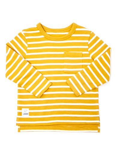 Stripe Long-Sleeved Top (6 months-4 years)