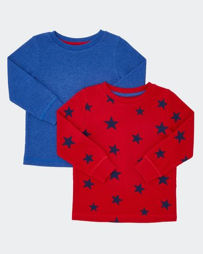 Long-Sleeved Tops - Pack Of 2 (6 months-4 years) thumbnail