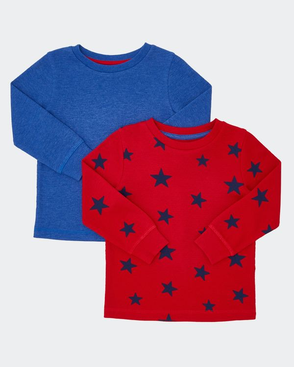 Long-Sleeved Tops - Pack Of 2 (6 months-4 years)