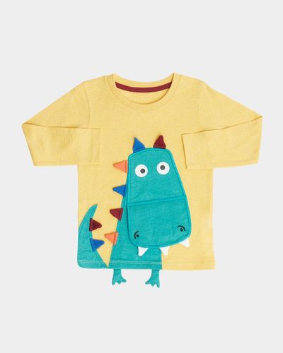 Dino Long-Sleeved Top (6 months-4 years) thumbnail