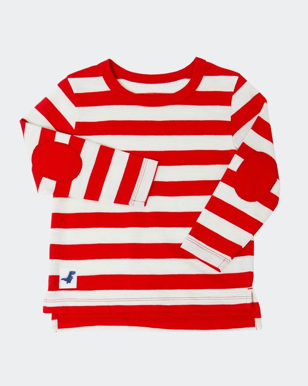 Boys Stripe Long-Sleeved Top (0 months-4 years)