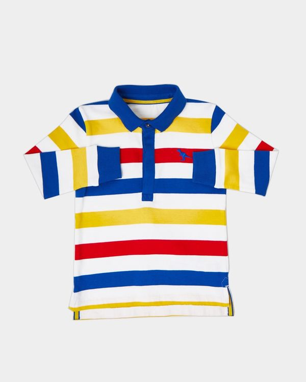 Stripe Rugby Shirt (6 months - 4 years)