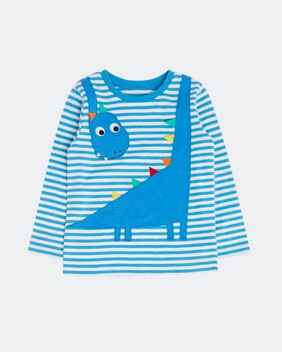 3D Character Long-Sleeved Top (6 months - 4 years) thumbnail