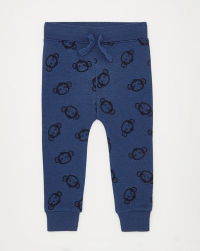 Printed Joggers (6 months-4 years)