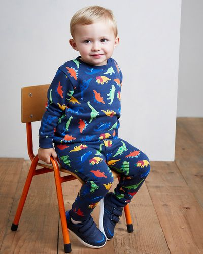 Printed Joggers (6 months-5 years)