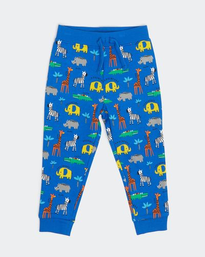Printed Jogger (6 Months - 4 Years) thumbnail