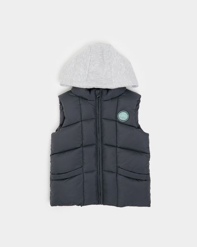 Hooded Gilet (6 months-4 years) thumbnail