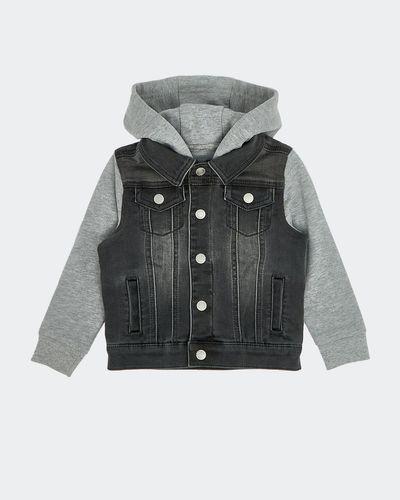 Hooded Denim Jacket (9 months-4 years)