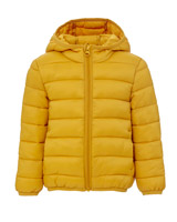 ochre Toddler Superlight Hooded Jacket