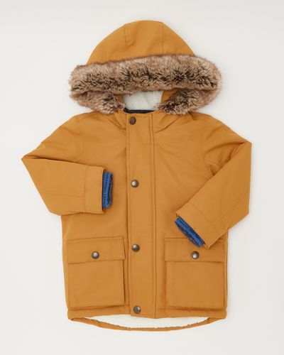 Hooded Parka (6 months-4 years)