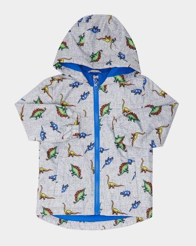 Dino Rain Jacket (6 months-4 years) thumbnail