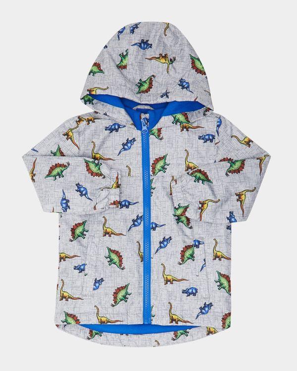 Dino Rain Jacket (6 months-4 years)