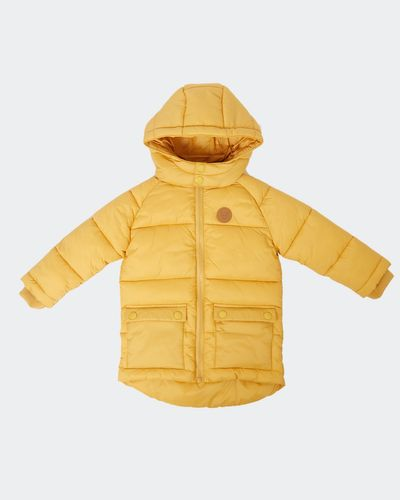 Padded Collar Jacket (12 months - 4 years)
