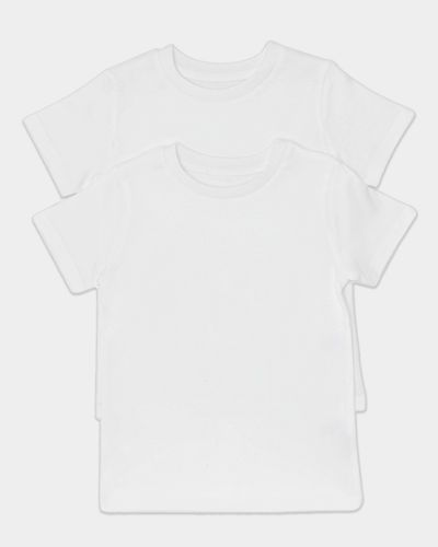 T-Shirt - Pack Of 2 (6 months-4 years)